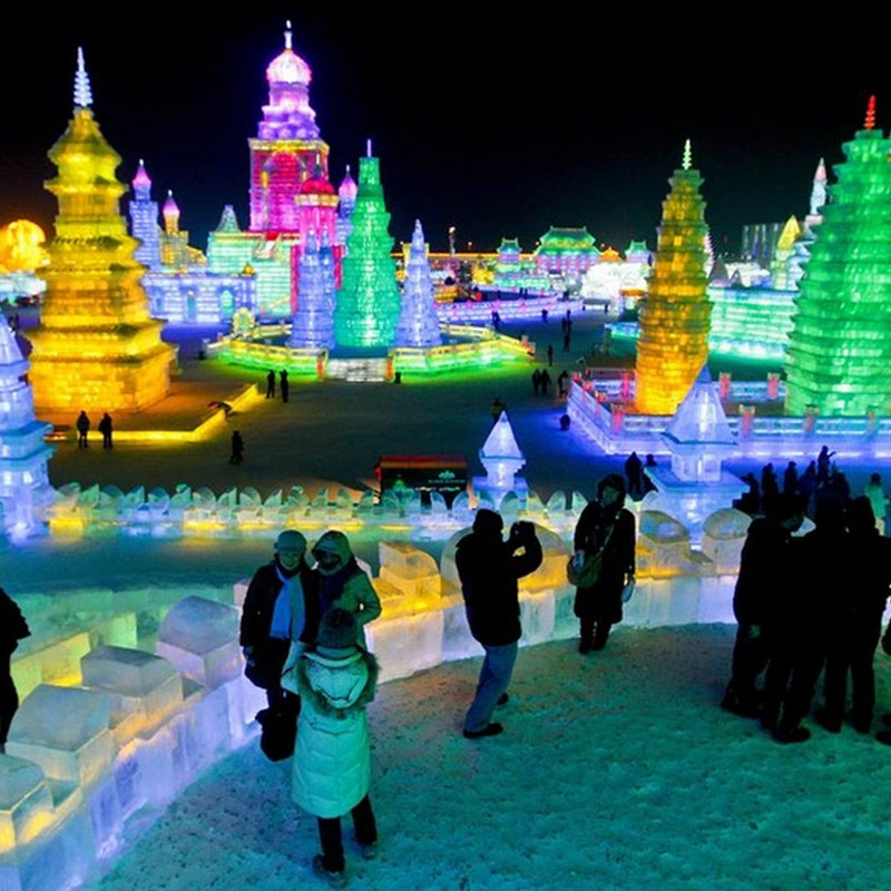 Harbin International Ice and Snow Festival 2011