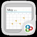 GO Calendar Widget download