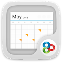 GO Calendar Widget 4.1
