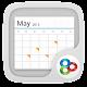 GO Calendar Widget v4.0