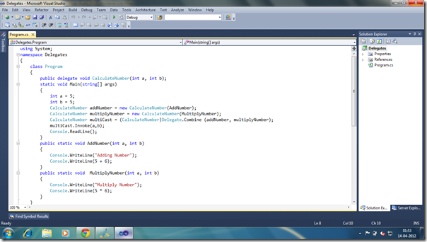 Full screen mode in Visual Studio 2010