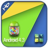 Android 4.3 next launcher
