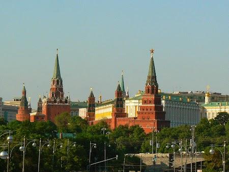 Circuit Rusia: Zidul Berlinului
