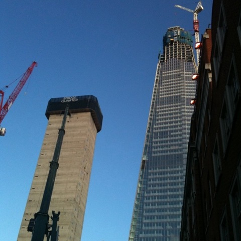 The Shard and The Place
