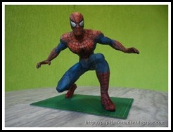 Spiderman_papercraft01