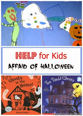 How to help kids who are worried about Halloween