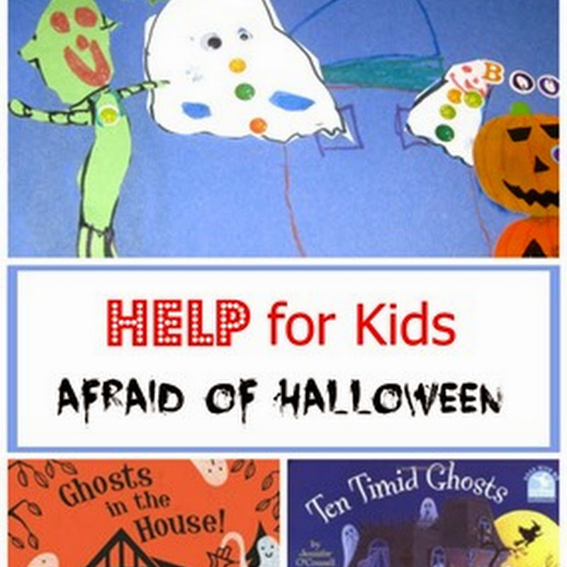 Help for Kids Who Are Afraid of Halloween