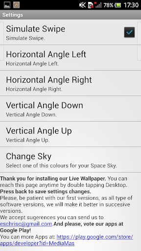 Free Gyros Deep Space 3D LWP