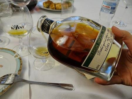 Degustare Kvint Tiraspol Kvint 20 ani