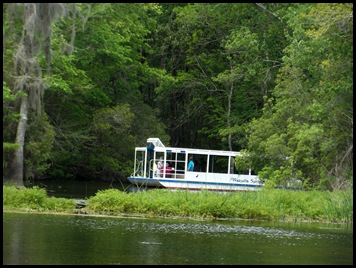 Monday at Wakulla Springs 057