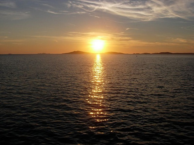 Isle of Scilly Sunset