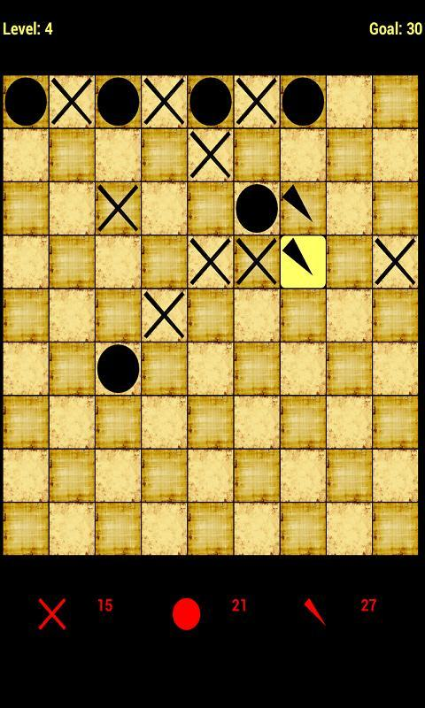 Tic Tac Toe +++ - HD Puzzle - screenshot