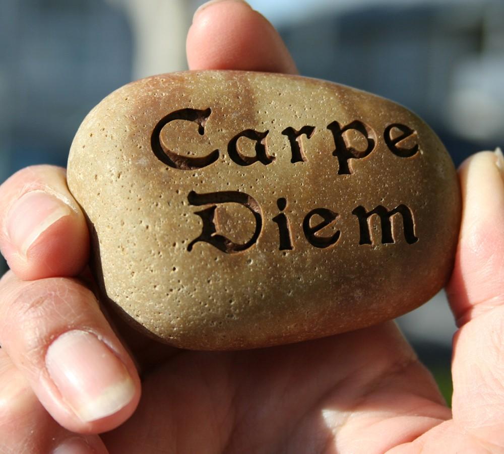 Carpe Diem Pictures 7 Quotes Links