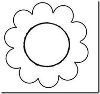 Moldes Flores Y Hojas Para Manualidades En Goma Eva Colorear