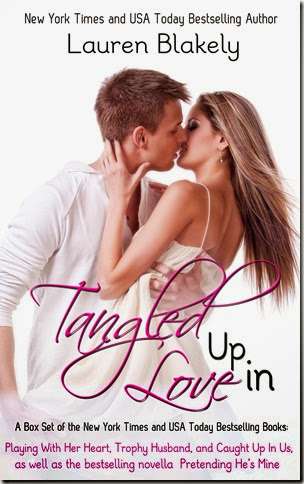 Tangled Up in Love 1 by Lauren Blakely