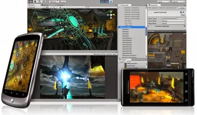 Unity 3D Pro Full