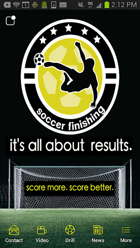 Soccer Finishing