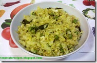 33 - Cabbage Poriyal