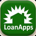 LoanApps logo
