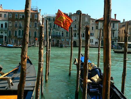 Obiective turistice Venetia: statia de ferry
