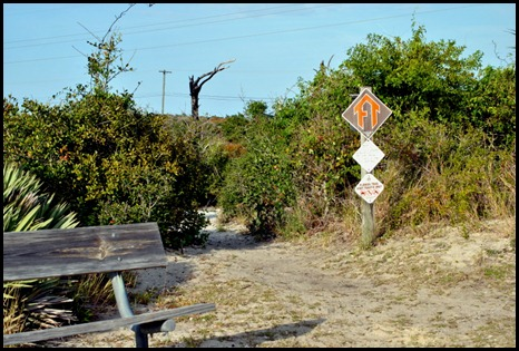 05c - Florida Trail Sign