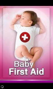 Baby First Aid Lite screenshot