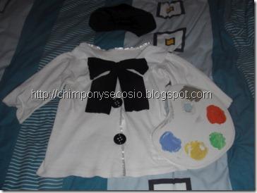 Disfraz de pintor para niños hecho en casa c07e1a3bd7c