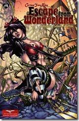 P00009 - Escape from Wonderland #4