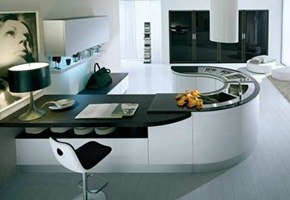 cocina-moderna Cocinas de diseño