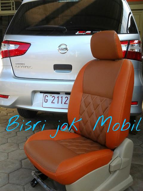 Jok Mobil Grand Livina JOK MOBIL BISRI