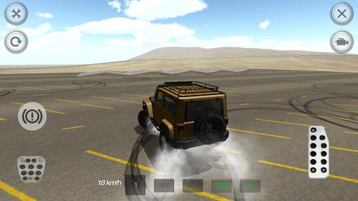 【免費模擬App】Extreme Offroad Simulator 3D-APP點子