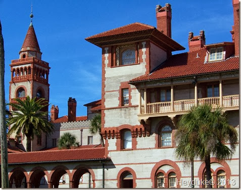 On The Road Of Retirement St Augustine Florida