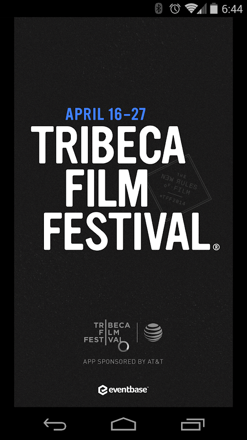Tribeca 2014 - screenshot