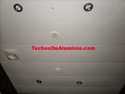 Techos aluminio Crevillente