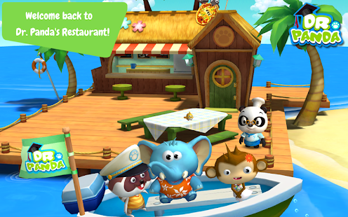 Dr. Panda's Restaurant 2 - screenshot thumbnail