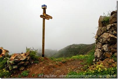 7818 Cruz Tejeda-Teror(Montaña de Valero)