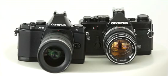 OM-D and OM-1n