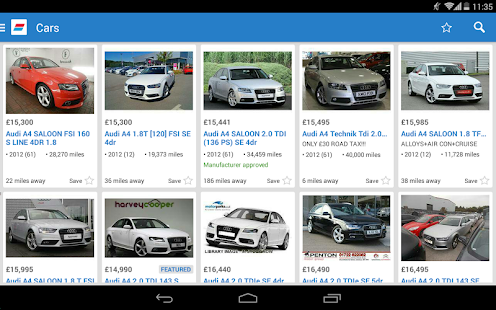 Auto Trader - screenshot thumbnail