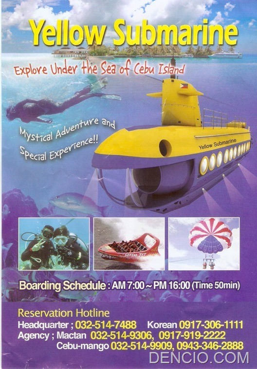 Cebu Yellow Submarine 08