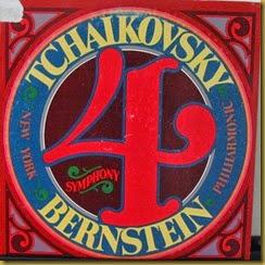Tchaikovsky 4 Bernstein 1975