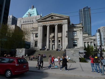 Imagini Canada: centru Vancouver