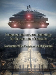 Language and modern technology for the creation of religions Cover