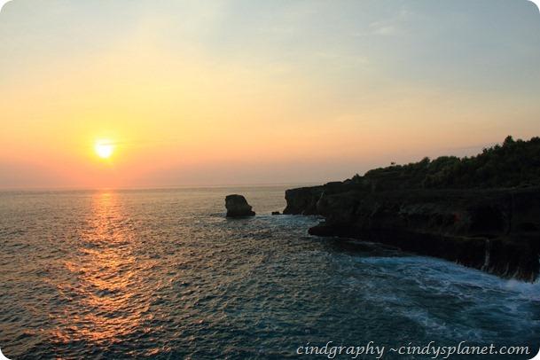 Blue Lagoon Sunset (2)