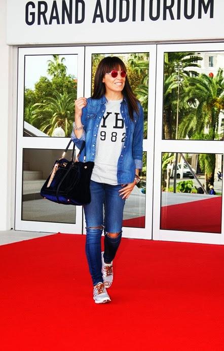 outfit, CANNES, mare di moda, Palais des Festival di Cannes, zagufashion, italian fashion bloggers, fashion bloggers, street style, zagufashion, valentina coco, i migliori fashion blogger italiani