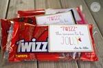Cupcake Diaries - Twizzler Labels
