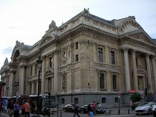 Bourse à Bruxelles