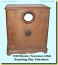 1929 Western-Television