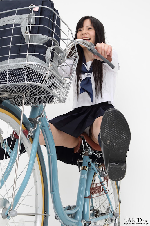 Naked-Art 689 Photo No.00535 くるめまゆ 自転車パンチラ 高画質フォト Naked-Art_689_Photo_No.00535.rar.j689_48