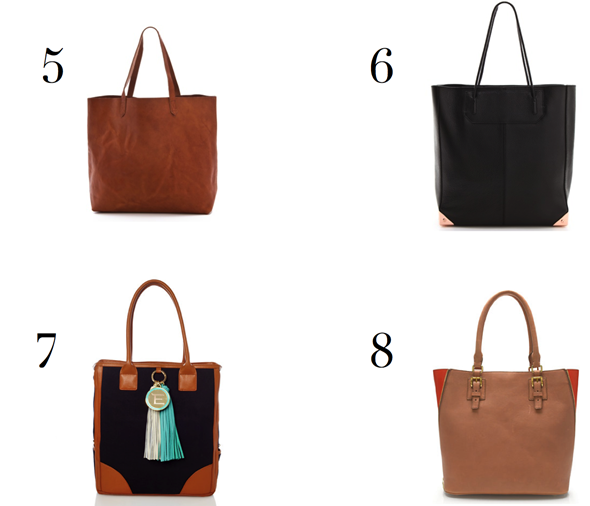LDV Top 10: Stylish Work Totes