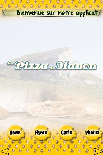 La Pizza De Manon